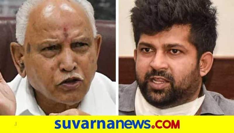 BJP MP Pratap Simha Request to CM BS Yediyurappa for Oxygen Quota grg