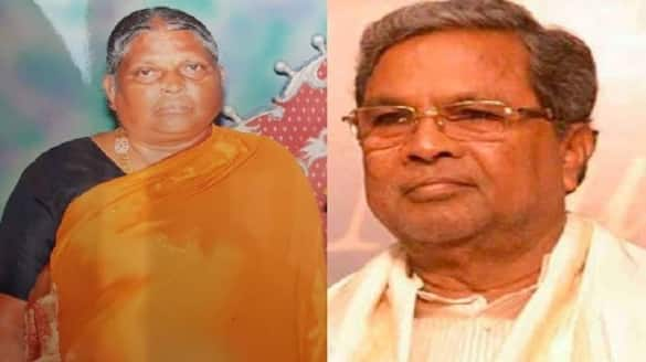 Siddaramaiah sister in law passes away From cardiac arrest rbj