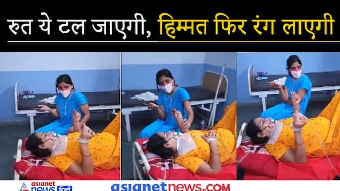 neha singh rathore share her video with mother KPZ