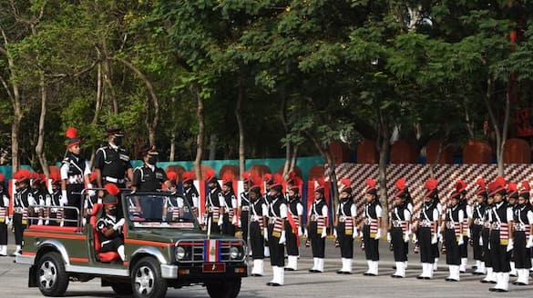 First batch of women soldiers inducted into Indian Army-dnm