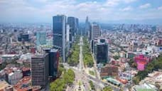 Mexico City  is sinking 20 inches a year according to a new report
