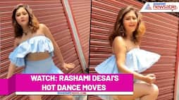 Rashami Desai shows off her sexy dance moves; watch video - gps