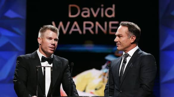 IPL 2021: Were David Warner, Michael Slater involved in a brawl at Maldives bar?-ayh