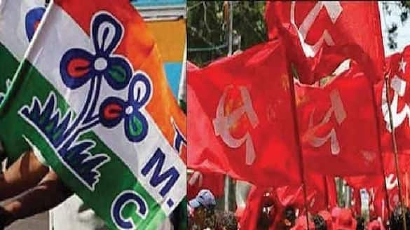 Rise of TMC by removing the left in Domkal and Jalangi of Murshidabad