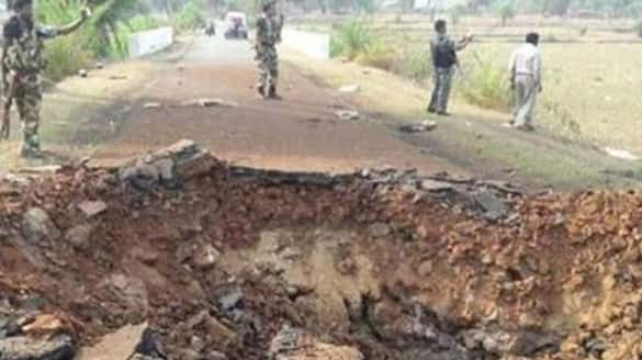 tension situation in andhra pradesh and odisha border ksp
