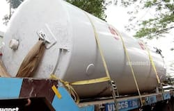 <p>new oxygen tank installed at kozhikode medical college</p>