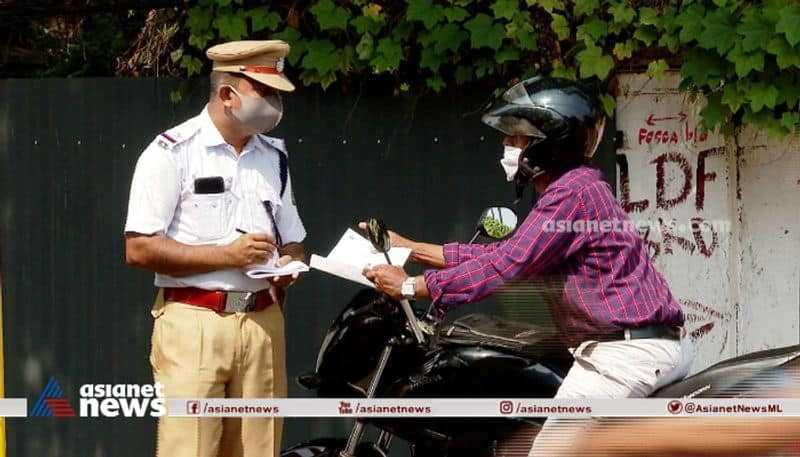 kerala police collected more than 35 crore Rs in fines for violating covid regulations