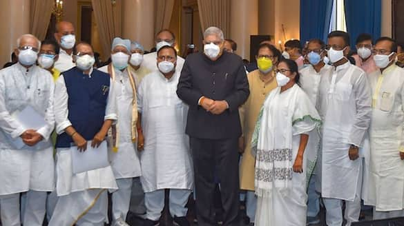 west bengal 43 TMC leaders sworn in as ministers in mamata cabinet KPP