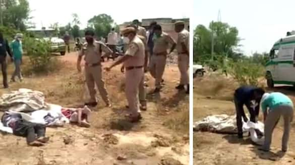 rajasthan news dausa news mother commit suicide jumped in front of train with 5 children kpr