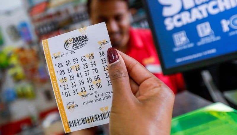 American Mega Millions lottery currently offers the biggest jackpot prize