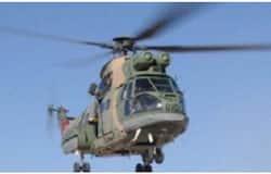 <p>Royal Air Force conducts medical evacuation in Oman</p>