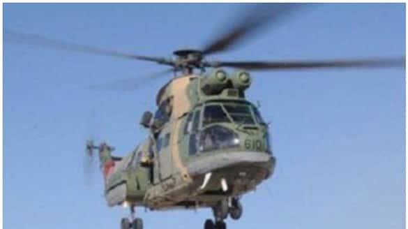 Royal Air Force conducts medical evacuation in Oman