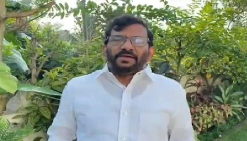 former minister Somireddy Chandramohan Reddy serious comments on Kakani govardhan Reddy lns