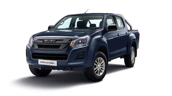 ISUZU launches personal Pick up vehicles highlander and v cros z at ckm