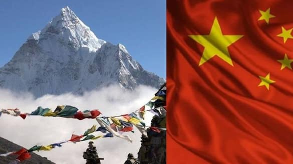 due to covid 19 china to dram border line on peak of mount Everest bsm