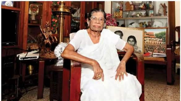 kr gauriamma political life and election history