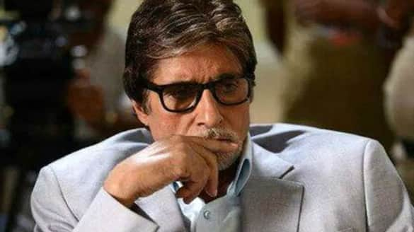 Amitabh Bachchan talks about stopping his daily blog bjc