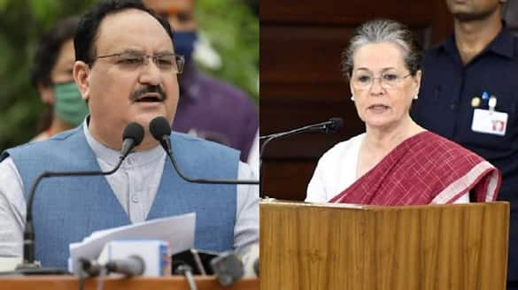 Rahul Gandhi Will be Remembered for Duplicity and Pettiness says JP Nadda mah