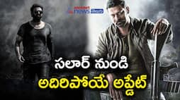 Salaar update:  Pan-India star Prabhas to play a dual role in  Prashant Neel's  coming up action entertainer ..?