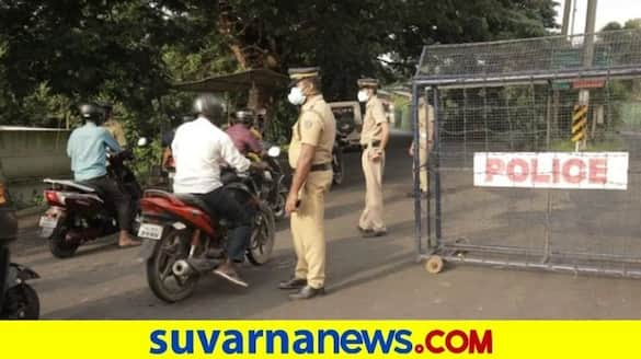 vehicle  Allowed morning 6 to 10 Says Karnataka Minister basavaraj Bommai snr