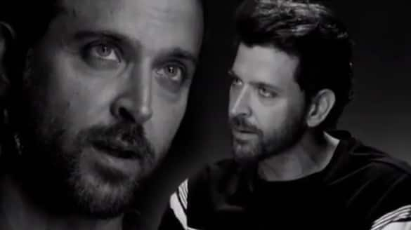 Hrithik Roshan's old poetic video will get you through the tough Covid-19 times-SYT