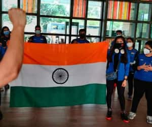 Indian shooters leave to participate European Championships in Croatia in preparation for Tokyo Olympics spb