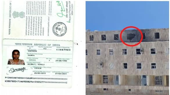 rocket attacks Keralite woman soumya killed in israel
