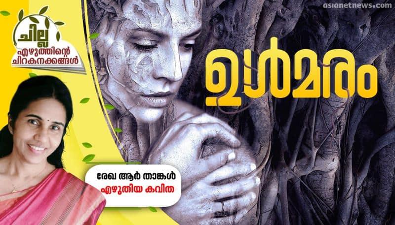 chilla malayalam poem by rekha r thangal