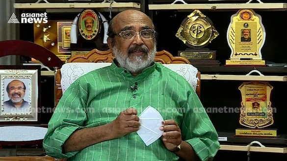 economic condition of kerala is secure thomas isaac said financial discipline is important
