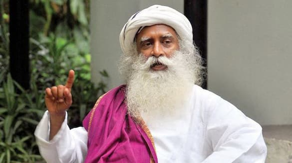 sadhguru warns people that if we fail to save soil fertility then will face food scarcity