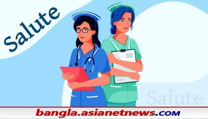 tollywoood salute health worker in world nurse day bjc