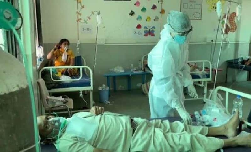 COVID patients flee Tripura facility, many may have boarded train to other states - bsb