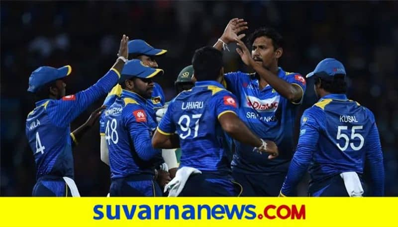 Sri Lanka Announces 24 man Cricket squad for ODIs and T20Is against England kvn