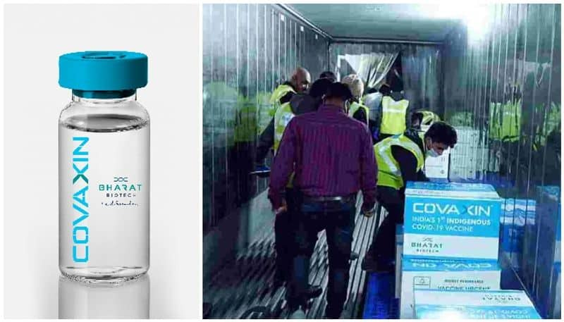 covaxin doses ordered by kerala reached at kochi