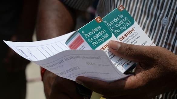 Distribution of Remdecivir in private hospitals in Tamil Nadu