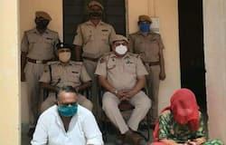 <p><strong>जैसलमेर ( Rajasthan) । </strong>&nbsp;बहू ने ससुर के साथ मिलकर अपने ही पति की हत्या कर दी। पुलिस ने कब्र से 10 दिन बाद शव को बाहर निकलवाकर जांच पड़ताल में जुट गई। इस दौरान हैरान करने वाला सच सामने आया। जिसका बुधवार को खुलासा किया। पुलिस के मुताबिक गिरफ्तार ससुर-बहू में अवैध संबंध था, जो प्यार में पागल होकर वारदात को अंजाम दिए। यह घटना नाचना क्षेत्र की है।</p>