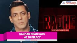 Salman Khan requesting audiences' commitment, takes a stand against piracy (Watch) - gps