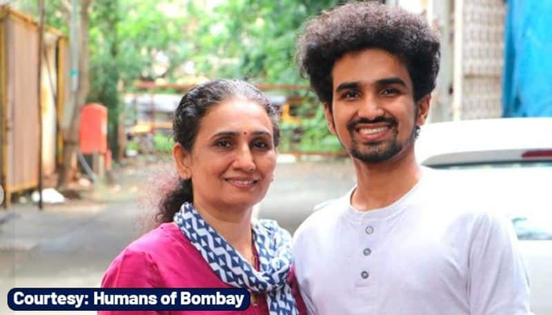 Covid 19 Mother-son duo in Mumbai serve thousands of free meals during pandemic