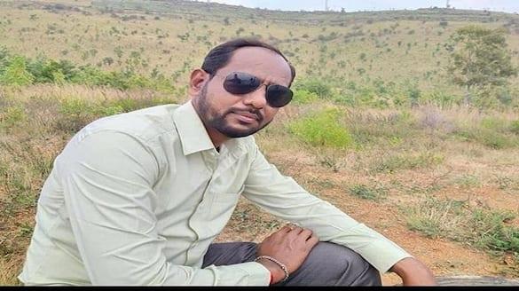 corona warrior Chitradurga Cameraman Basavaraj Koti  succumbs to corona mah