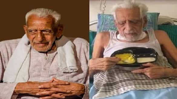 104 Year old Freedom fighter HS doreswamy recovered From Corona rbj