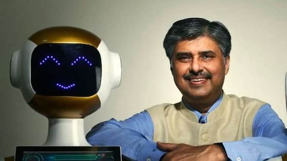 Made in India robot developer Rajeev Karwal died due to Covid 19  in Delhi ckm