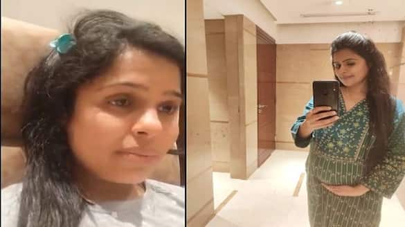 Pregnant Doctor Loses Battle To Covid Husband Shares Last Video mah