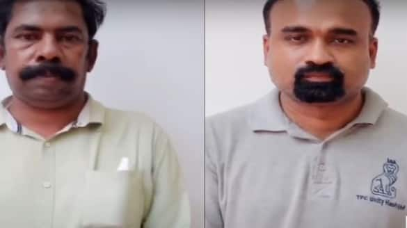 two arrested for money chain model fraud