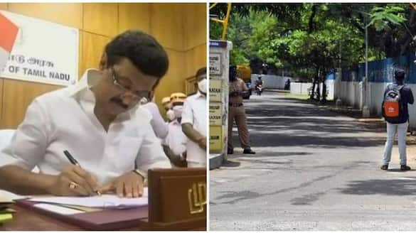 Is Chief Minister MK Stalin moving to a government bungalow? Chittaranjan Das Road to Greenways Road..!