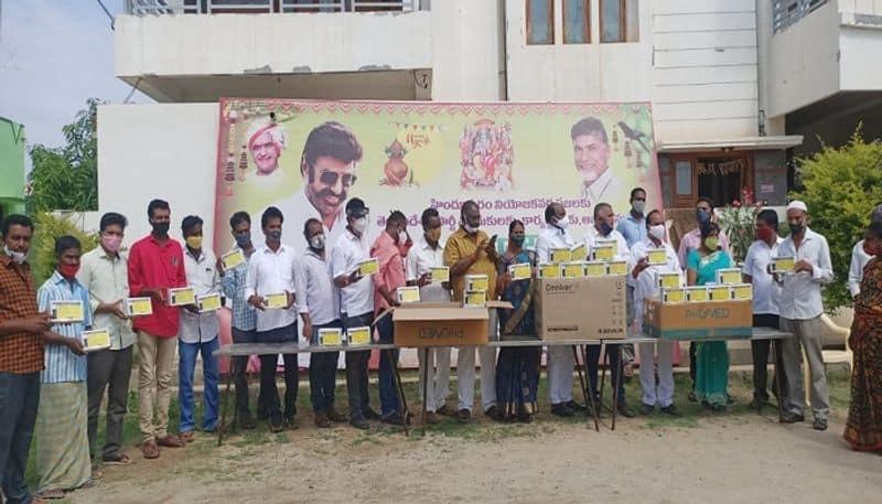 nandamuri balakrishna donates rs 20 lakhs worth covid kits to hindupur people -bsb
