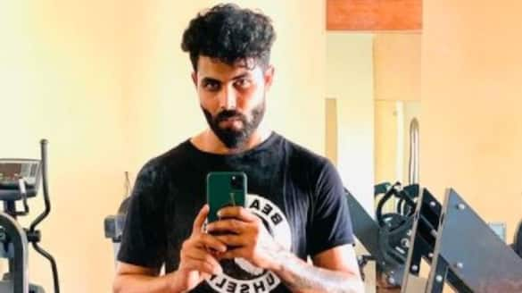 Ravindra Jadeja opened a gym at home and started preparation for England tour spb