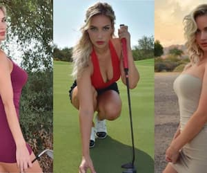 golfer Paige Spiranac adult pictures gone viral on social media, accused her lover spb