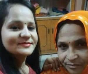 rajasthan news kota news coroma positive daughter and mother died  kpr