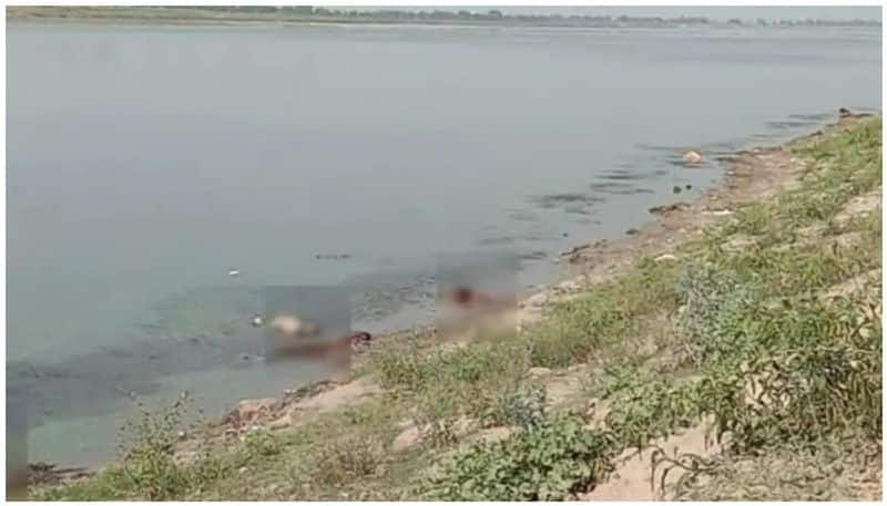 human rights commission notice to central government and bihar up governments on dead bodies in ganga river incident