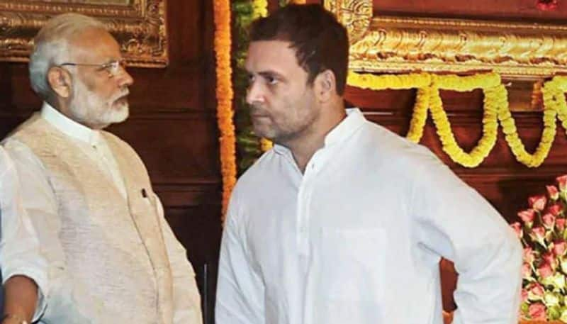 PM Missing, All That Remain Are Central Vista and His Photos says Rahul Gandhi